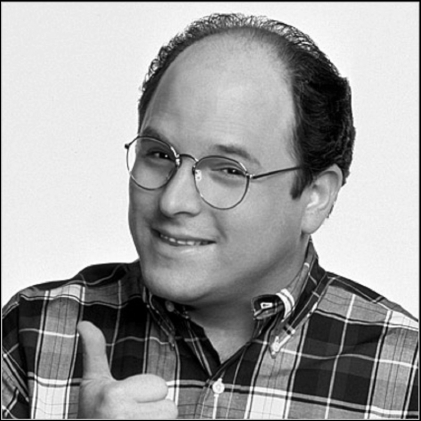 Costanza George BW