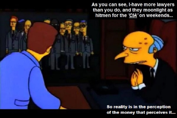 Monty Burns ~ Lawyers (2)