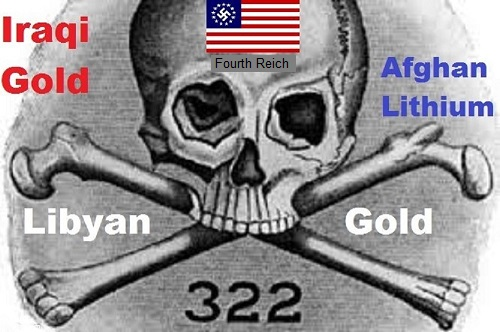 Skull and Bones Nazi 322 Iraqi Libyan gold Lithium 500