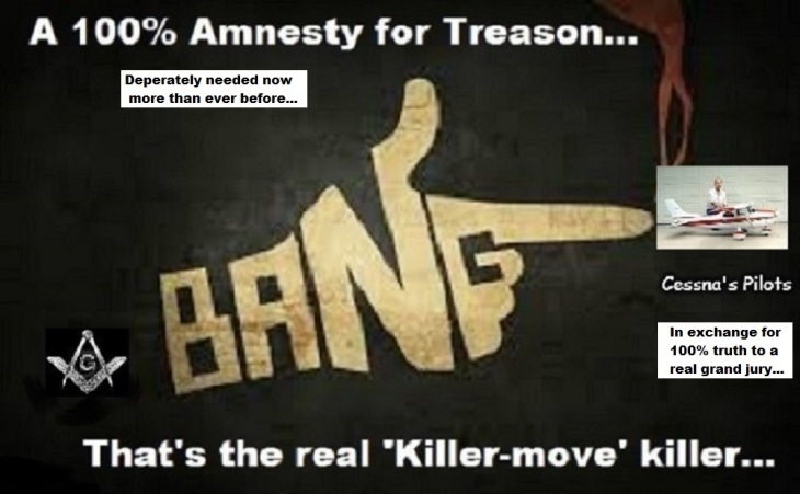 Bang Amnesty killer move Mason ~ DESPERATELY NEEDED NOW MORE THAN EVER BEFORE