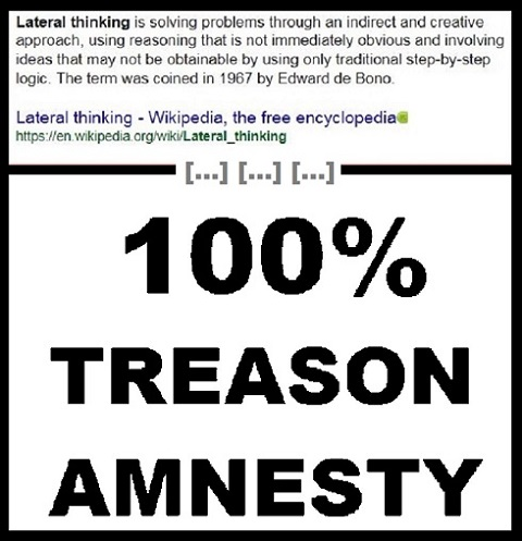 Lateral thinking treason amnesty no logo 480