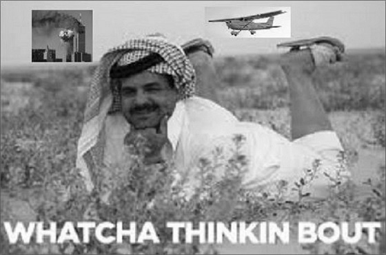 Muslim Twin Towers Cessna whatcha thinking bout 560