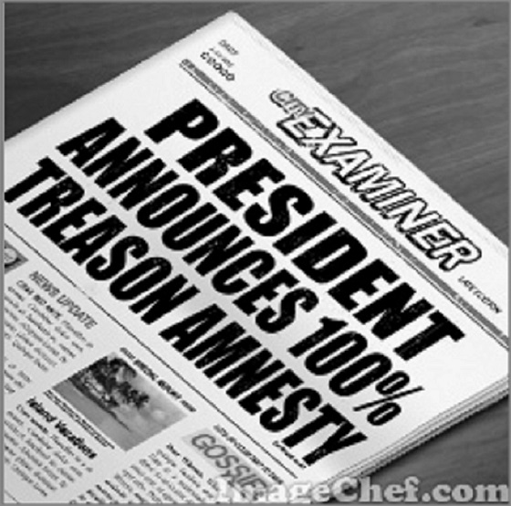 President amnesty news headline 560