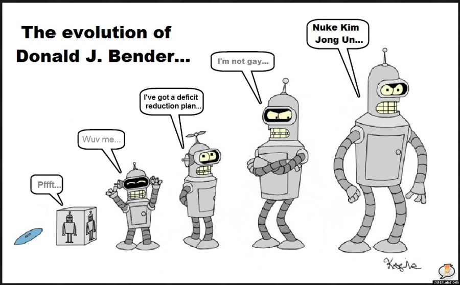 Technique #36, Reality Bender…