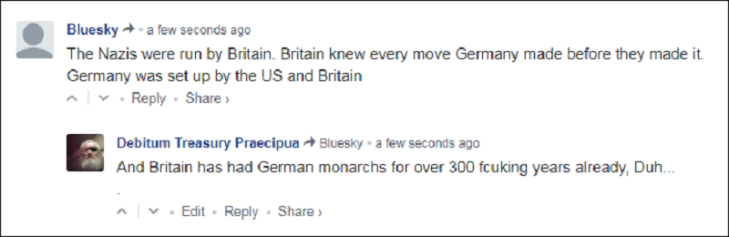 00015000 ~ Ha-Ha ~ German monachs in Great Britain