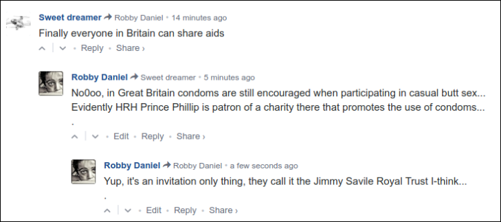 0004000 The Jimmy Savile Royal Trust