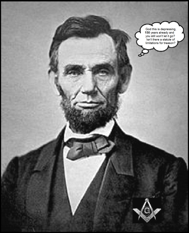 ABE LINCOLN ~ Statute of limitations