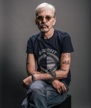 Billy Bob Thornton tattoos