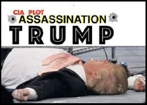 CIA Plot assassinate Trump 490