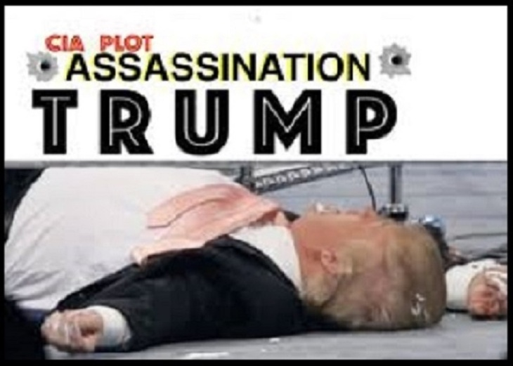 CIA Plot assassinate Trump 800