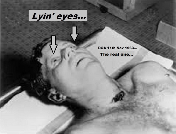 JFK Kennedy Lying Eyes ~ The real one 600