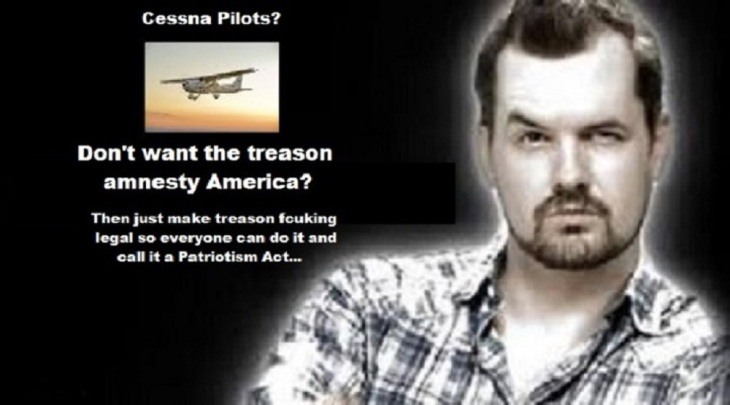Jim Jeffries Cockheads Cessna Patriotism Act Amnesty (2)