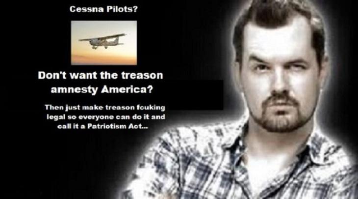 Jim Jeffries Cockheads Cessna Patriotism Act Amnesty (2)