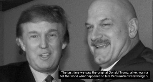 Original Trump and Ventura ~ THE LAST TIME