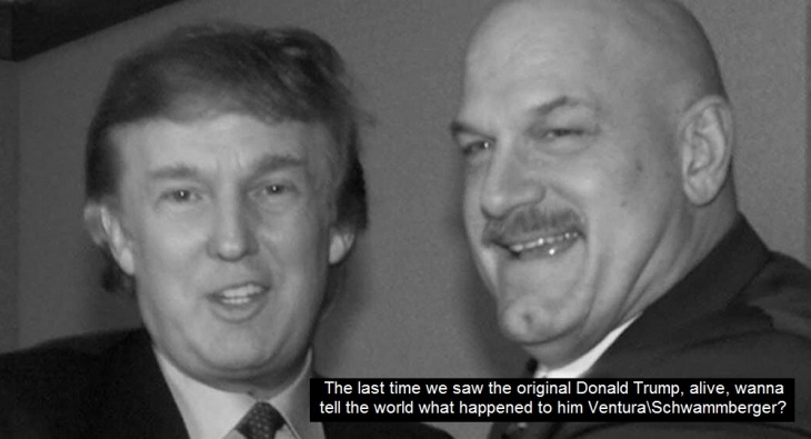Original Trump and Ventura ~ THE LAST TIME