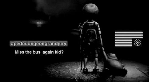 Miss the bus DARKER BW 490