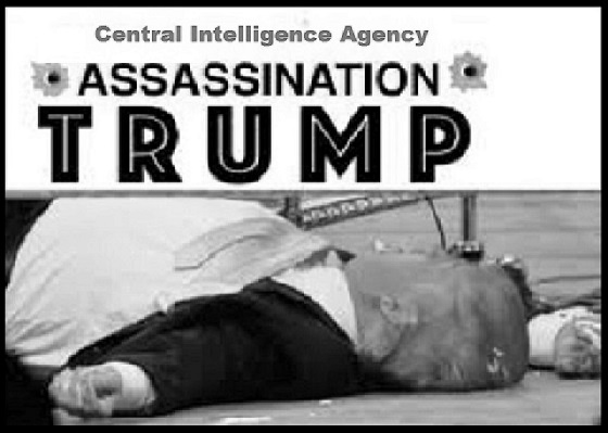 Trump assassination CIA BW 560