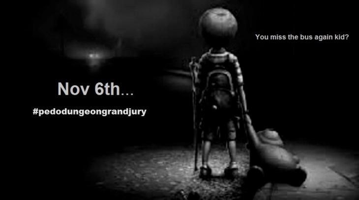 Miss the Bus Kid Pedo Dungeon grand jury Nov 6 1000