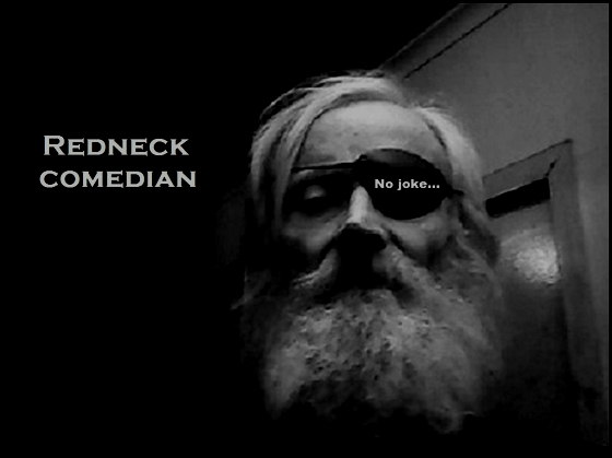 Redneck comedian darker 560