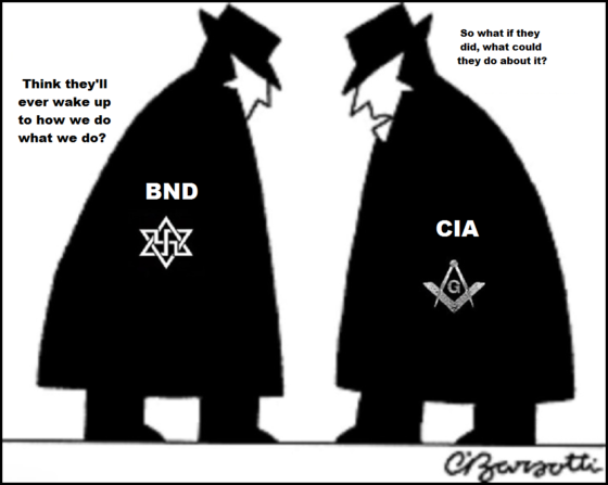 BND CIA Spies wake up 560