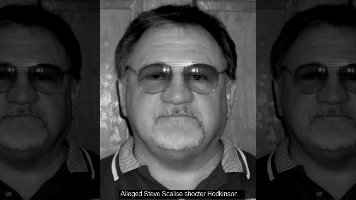 Hodgkinson alledged Scalise shooter BW