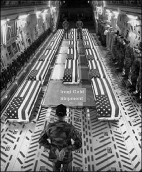 Iraqi gold in coffins 560