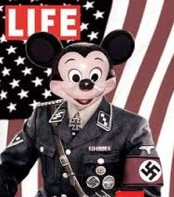 Mickey Mouse Fuhrer 560