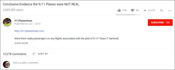 Planes Hoax Header