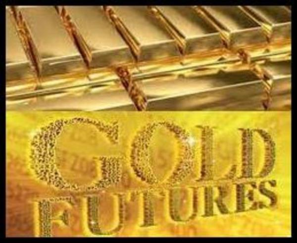 Gold futures 600 border
