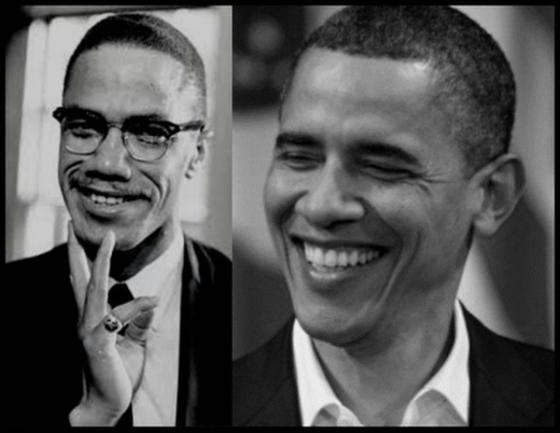 Obama Malcolm X 560