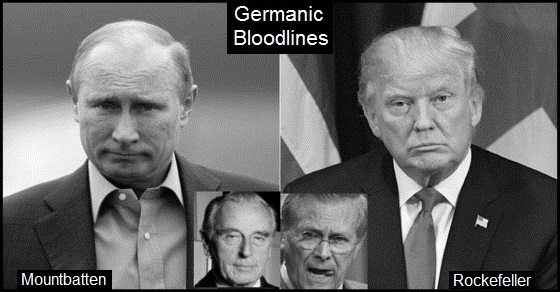 Putin Trump Germanic bloodlines BW 560 (2)