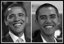 Obama and lookalike