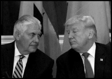 Tillerson fake Trump 560