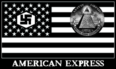 American Nazi Great Seal flag