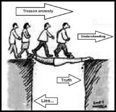 Amnesty lies treason 600