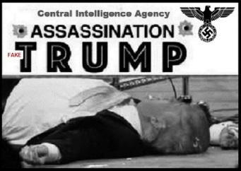 FAKE trump assassination good 600 maybe