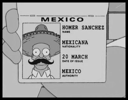Homer Sanchez Simpson