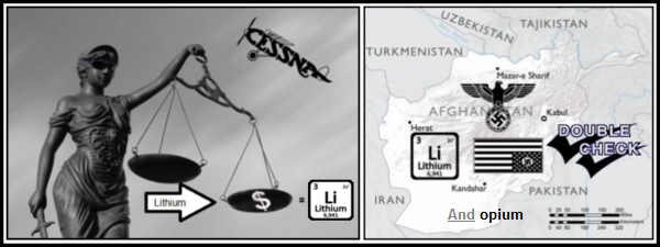 Justice Scales Afghan Lithium and opium 600