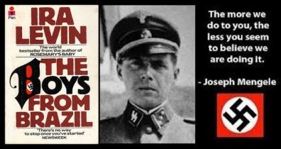Mengele Boys From Brazil 600