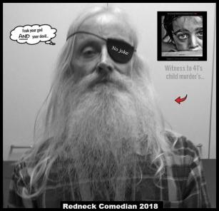 Redneck Comedian FCUK YOUR GOD _ Red Arrow NO JOKE 600