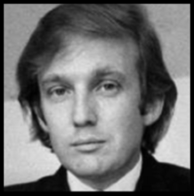 Trump head original or his brother