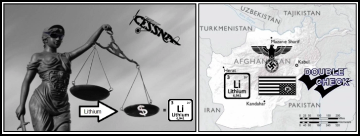 Jusrice Scales Afghan Lithium