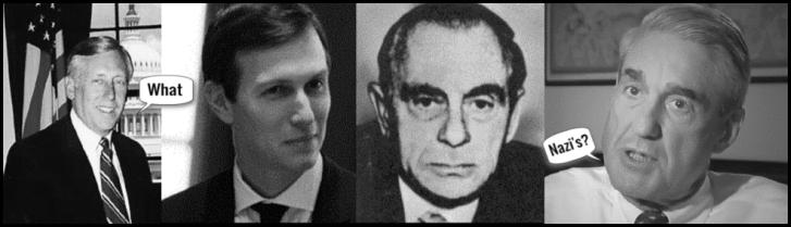 Kushner Mueller Hoyer Kurschmann ~ What Nazi's