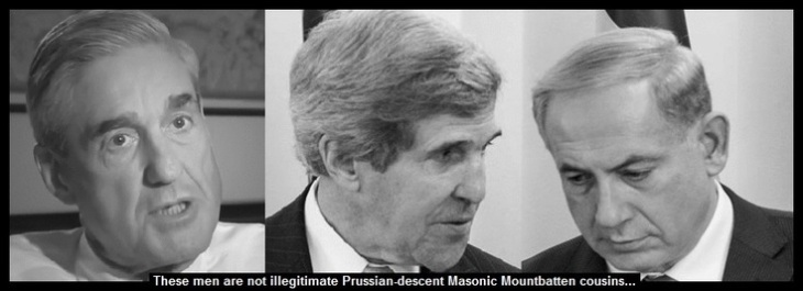 Mueller Kerry Netanyahu Prussian cousins LARGE