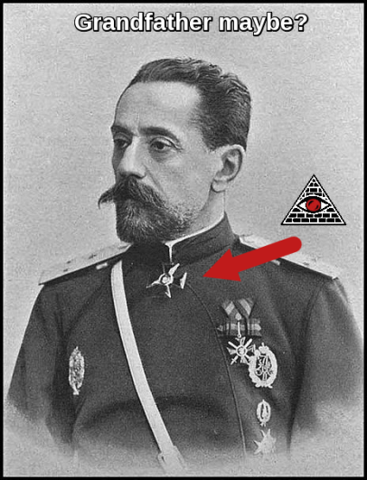 Prince Leonid Osama grandfather