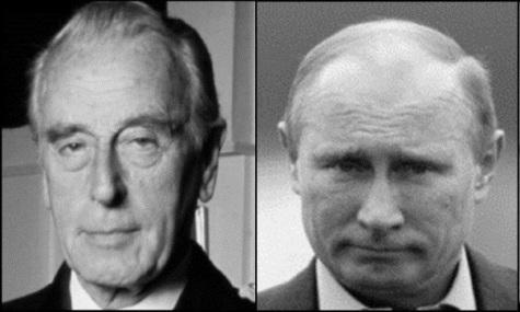 Mountbatten x Putin