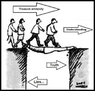Amnesty lies treason 600 BETTER