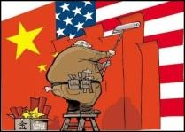 China flag over America.jpg 600 border