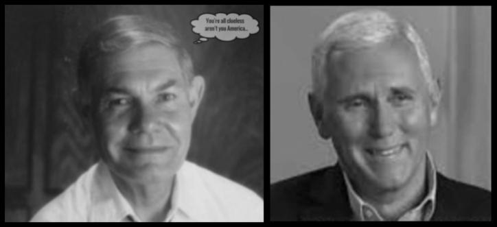 Pence Tillerson
