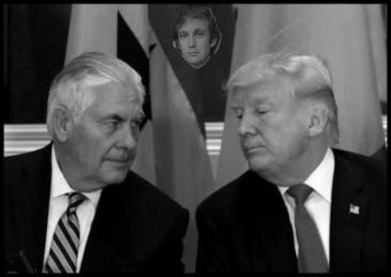 Tillerson Trump and Dave LARGE